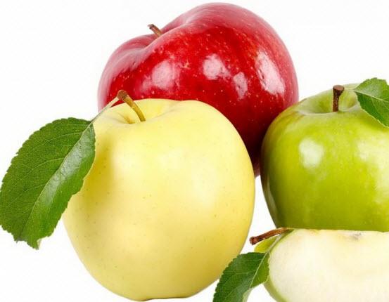 Какова польза яблок