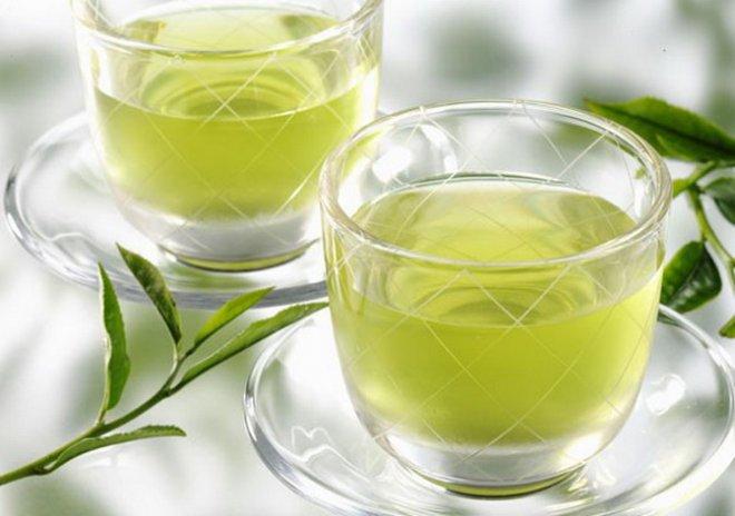 Зеленый чай - вред и польза