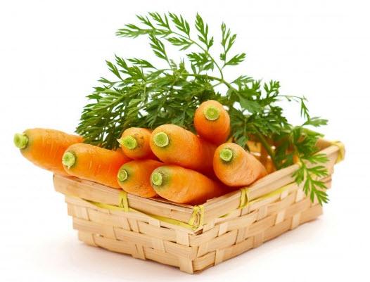 Морковь - вред и польза
