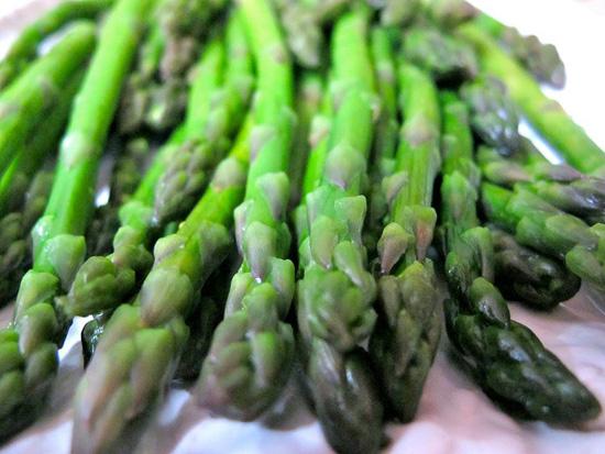 Аспарагус – источник витаминов