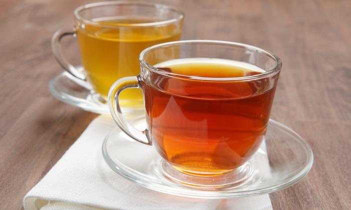 Чай: черный или зеленый