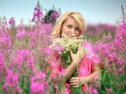 Травы для лечения женских болезней