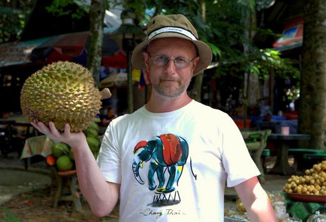 Дуриан цибетиновый - король фруктов