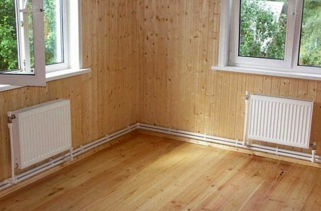 Теплый дом или дача - это реальность!