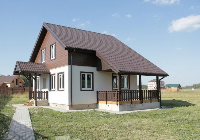 Как построить бюджетный дом