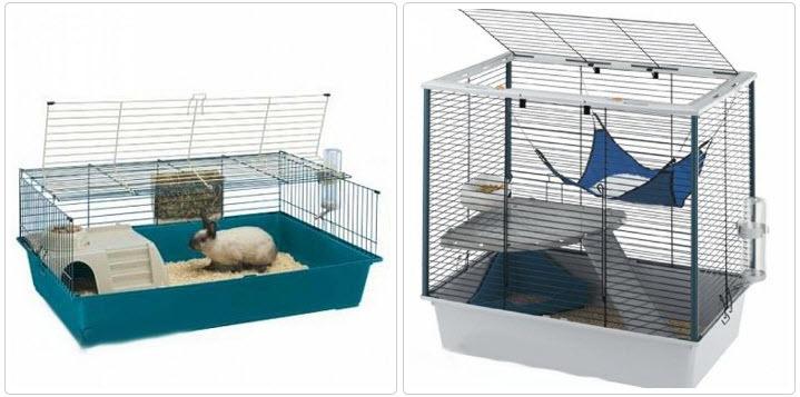 Клетка для кроликов Ferplast