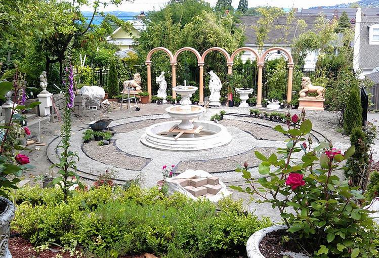 Итальянские сады в ландшафтном дизайне