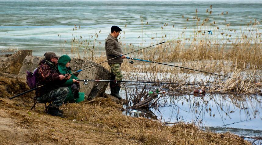 Как и где ловить рыбу весной. Советы