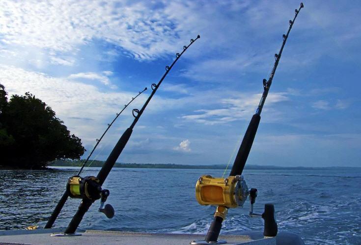 Рыбалка на море снасти