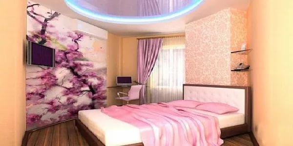 Спальня для взрослой девушки