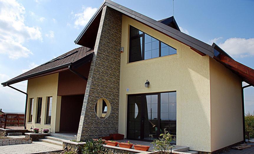 Постройка каркасного дома. Современные технологии