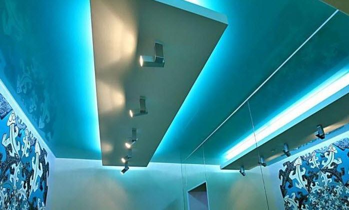 Покрытия для потолка: их виды, ключевые особенности, преимущества и недостатки
