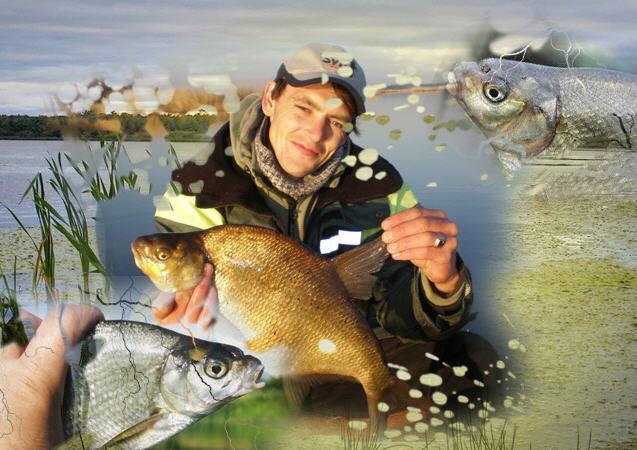 Рыбалка на леща в июне