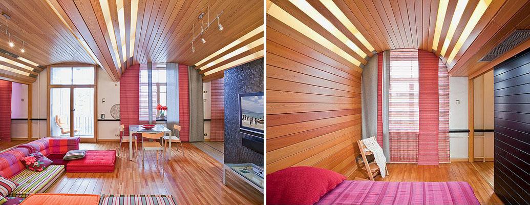 Строим деревянный частный дом