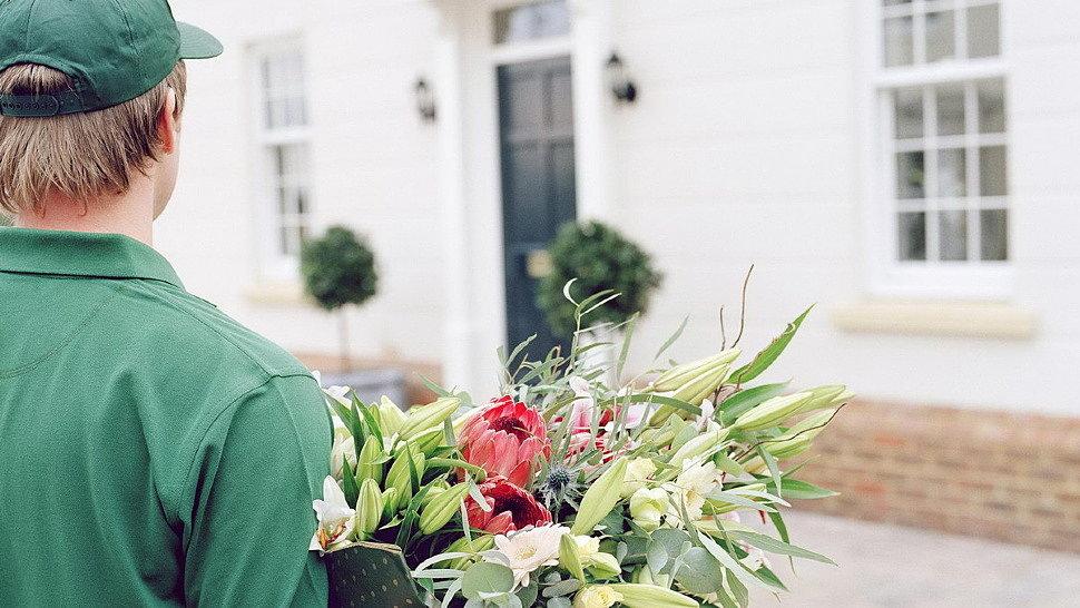 Заказ и доставка цветов в онлайн-магазинах