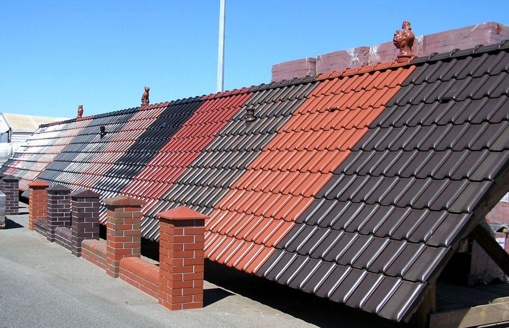 Популярные материалы для обустройства крыш