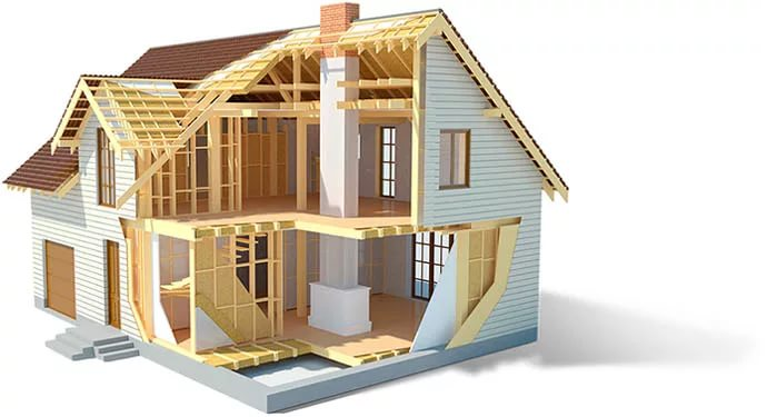 Каркасный дом – в чем преимущество