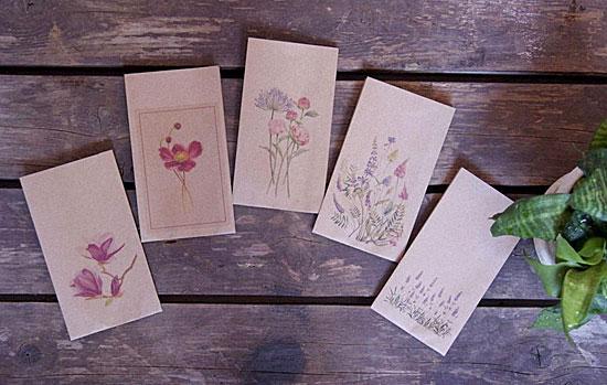 Крафт-пакеты для семян
