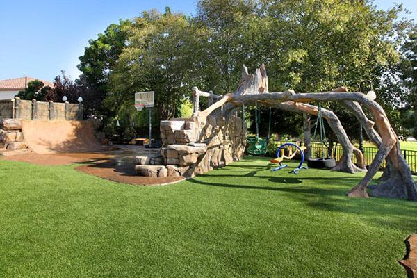 Как соорудить детскую площадку для ребенка
