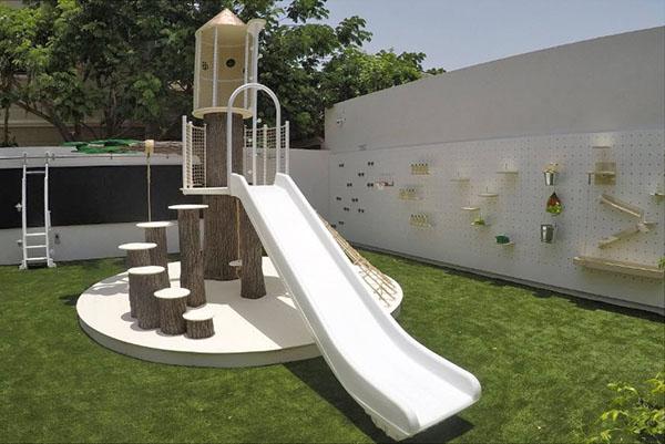 многофункциональнач детская площадка