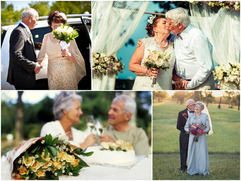 50 лет – Золотая свадьба