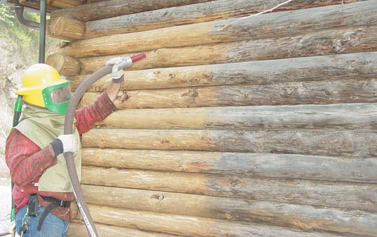 Огнезащитные пропитки для дерева: виды и основные свойства