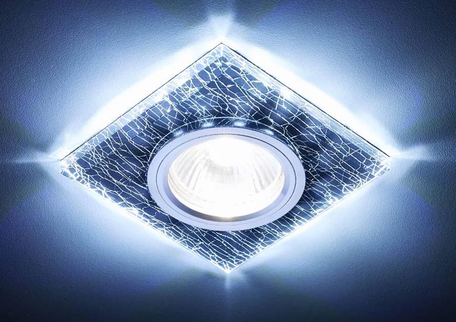 Типы ламп для потолочных светильников