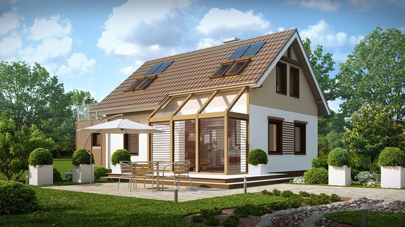 Производство каркасных домов: сочетание комфорта и безопасности