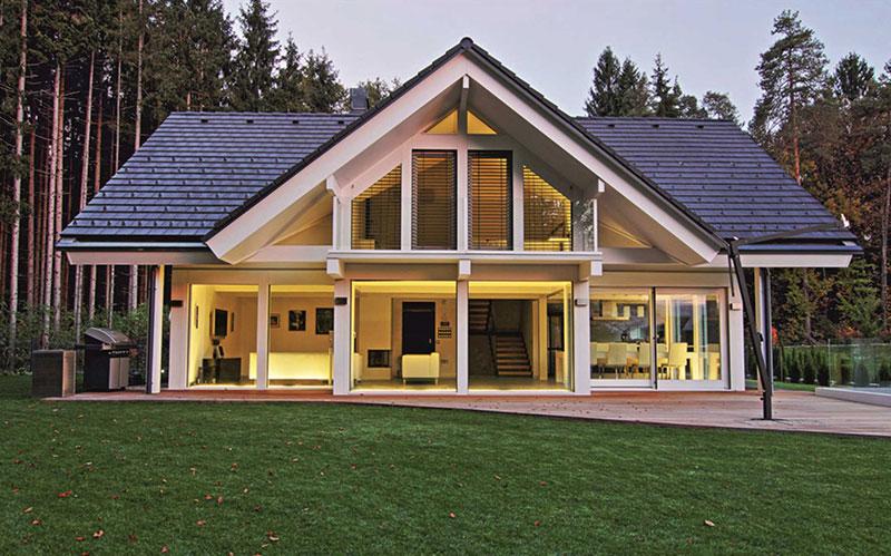 Каркасные дома: строим не задумываясь