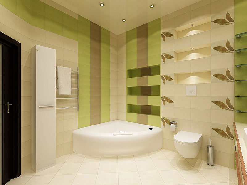 Капитальный ремонт ванной комнаты и санузла: влагоустойчивые перегородки