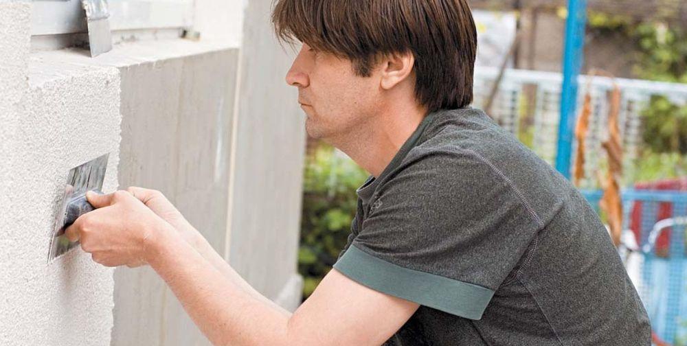 шпатлевка для утепления фасада
