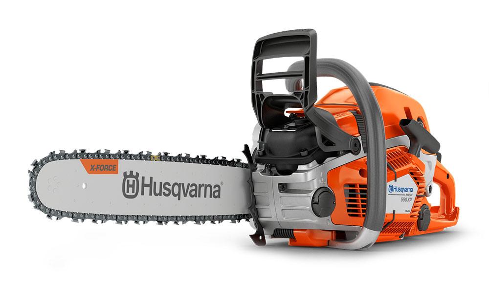 Husqvarna представляет новое поколение бензопил с объемом двигателя 50 см3