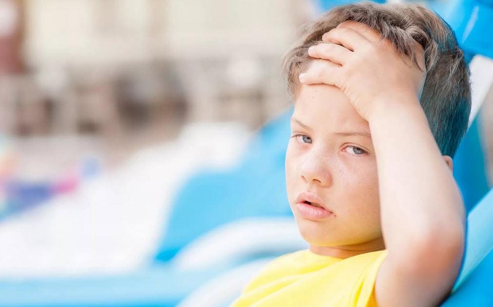 Солнечный удар: симптомы, лечение, профилактика