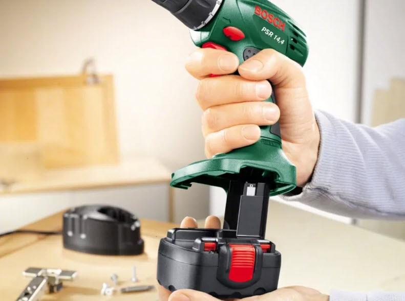 Выбираем аккумуляторный электроинструмент для ремонта