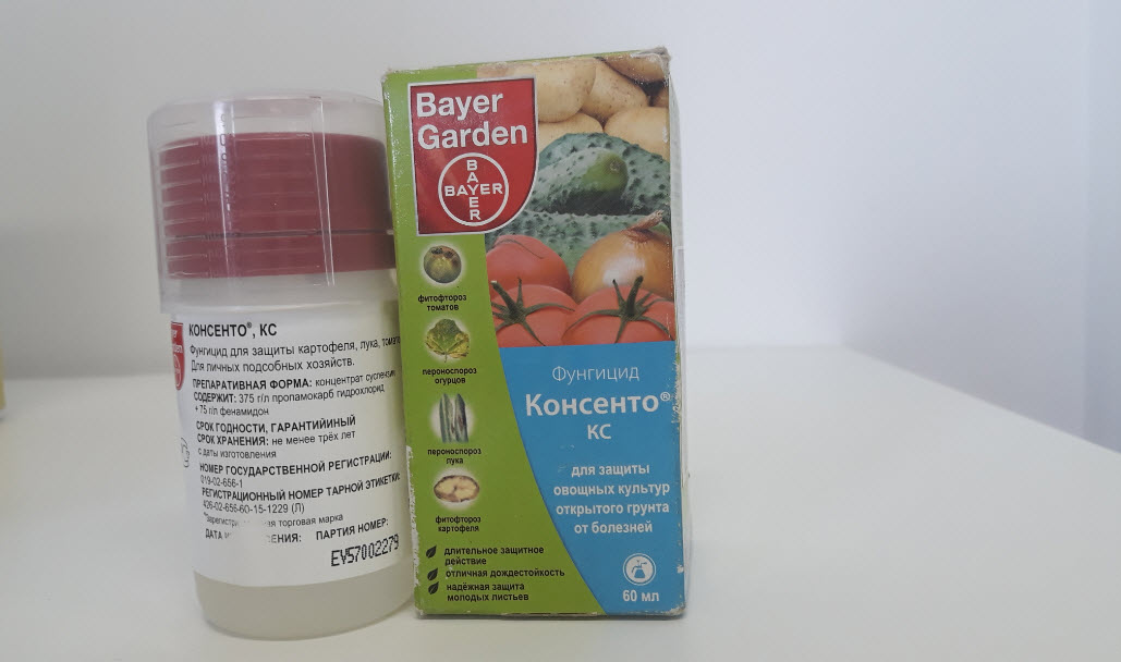 5 эффективных препаратов от болезней растений