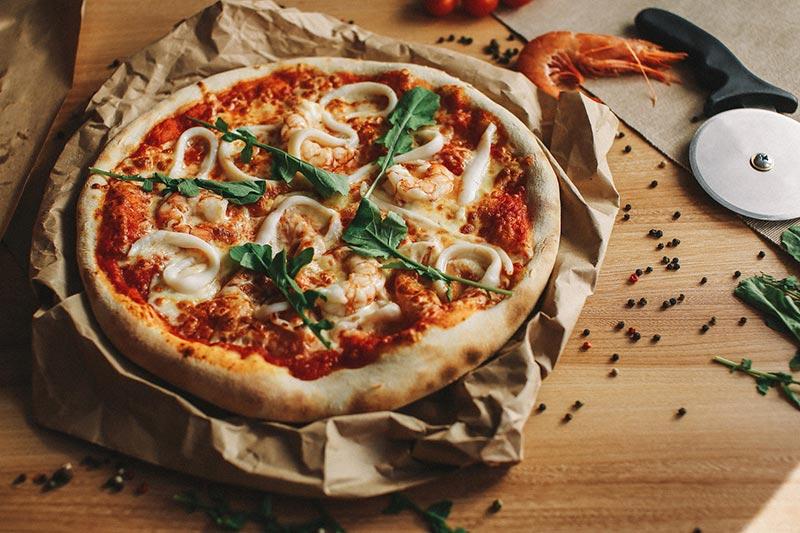 Доставка пиццы - это очень удобно, цивилизовано и доступно