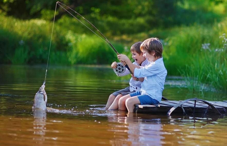 В какую погоду лучше всего ловить рыбу