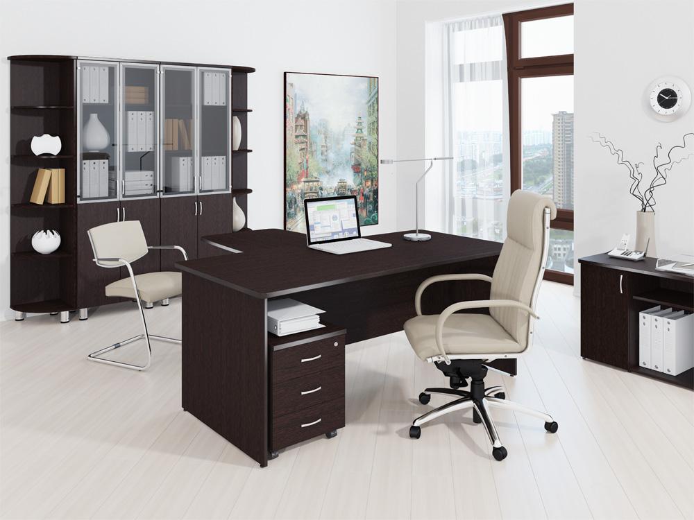 Особенности офисной мебели