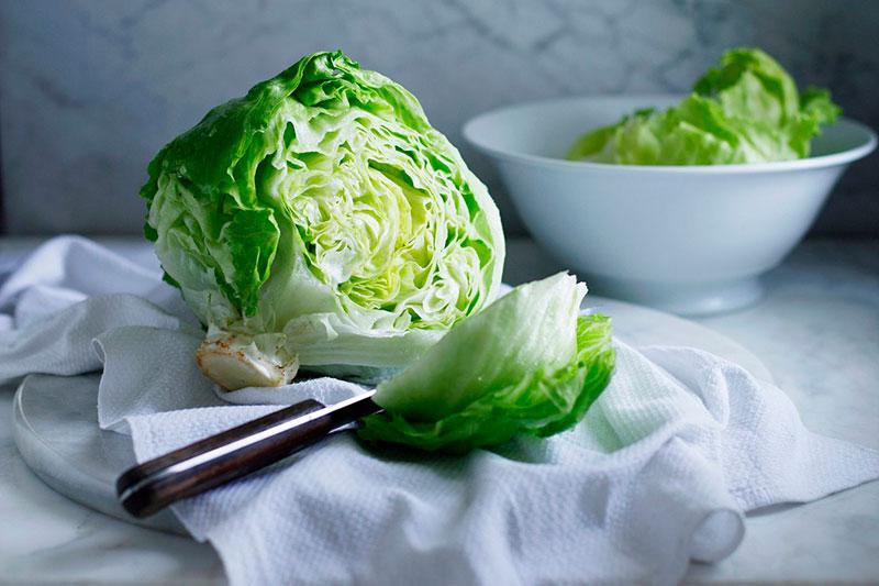 Кочанный салат «Айсберг»