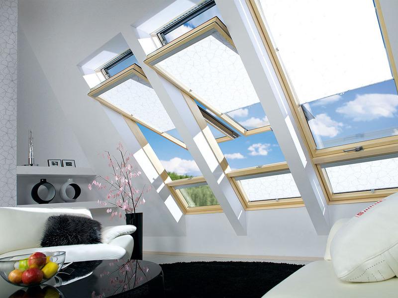 Как выбрать мансардные окна для загородного дома