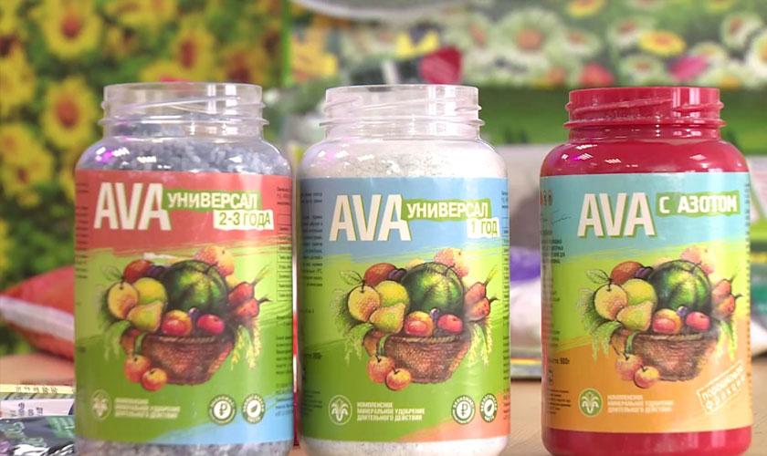 Удобрение AVA - Отличная подкормка для почвы и растений